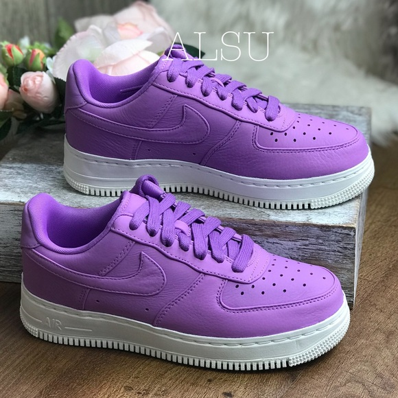 8b85f5564e Nike Shoes | Lab Air Force 1 Low Purple Stardust W Authent | Poshmark